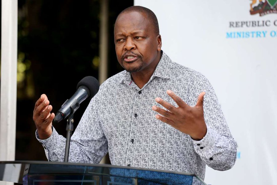 Kenya Ministry of Health Press Briefing in Summary - 30th March 2020. Ministry of Health has embarked on mass testing of the 2050 people currently