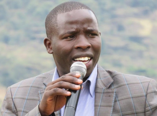 Nandi County Governor Stephen Sang and his deputy Yulita Cheruiyot have said that they would be taking 30% pay cut in March and April 2020.