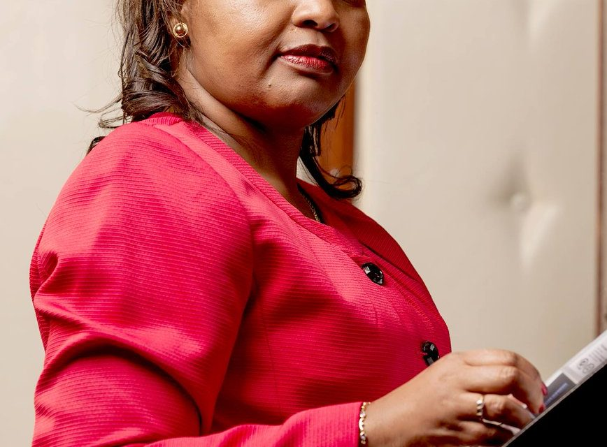 Kirinyaga Governor Anne Waiguru Impeachment Motion Tabled