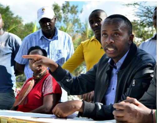 Dagoretti South MP John Kiarie is being questioned by Kabete DCI over claims he made there are more than 7,000 individuals quarantined in his constituency over Covid-19.
