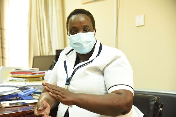 When the first Covid-19 case in the country was confirmed on March 20, Ms Sarah Mosop, a senior nurse at the Nakuru Level Five Hospital, was apprehensive, knowing that the war would get tough.