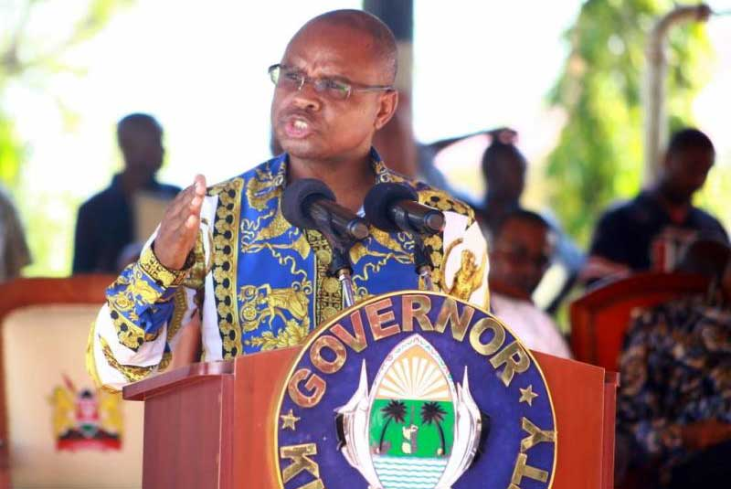 Kilifi County Government is in the process of mobilizing Ksh 8.4 Million from both the County Government and Non-Government Organizations in the area.