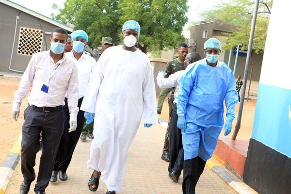 An administrator in Mandera South says he was forced to release 32 people from quarantine in Elwak town after it emerged they were being held under deplorable conditions.