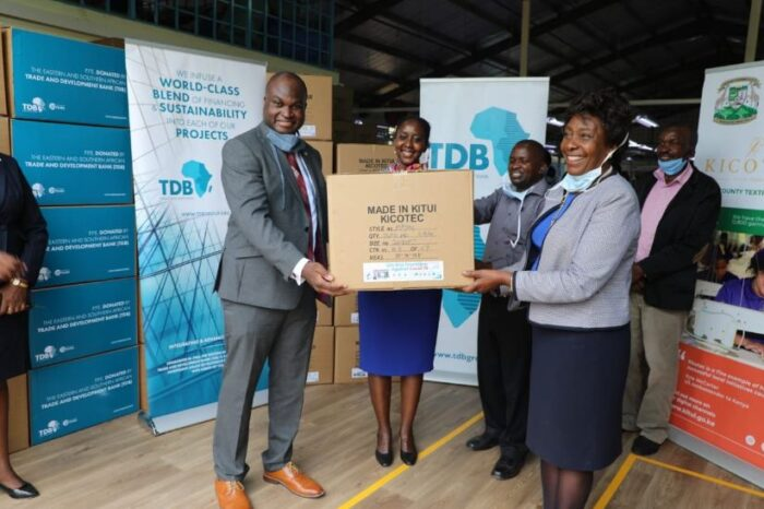 KICOTEC eyes expansion in Kitui as demand for PPEs grows