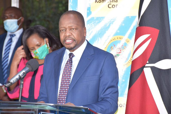 Government extends cessation of movement order in Eastleigh, Old Town