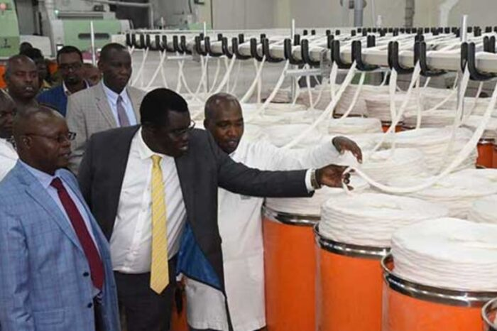 Rivatex to open factory in Kisumu County
