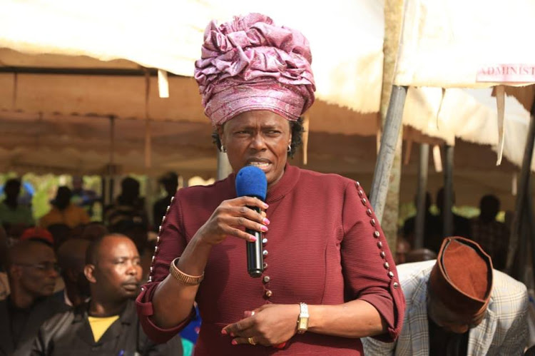 Bungoma county woman representative Catherine Wambilianga has revealed that 6,000 teenage girls are pregnant.