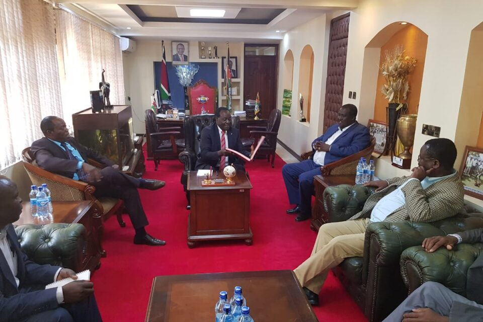 Central government has set a side sh.51 million for building granite factory in vihiga county cabinet secretary for petroleum and mining John Munyes has said.
