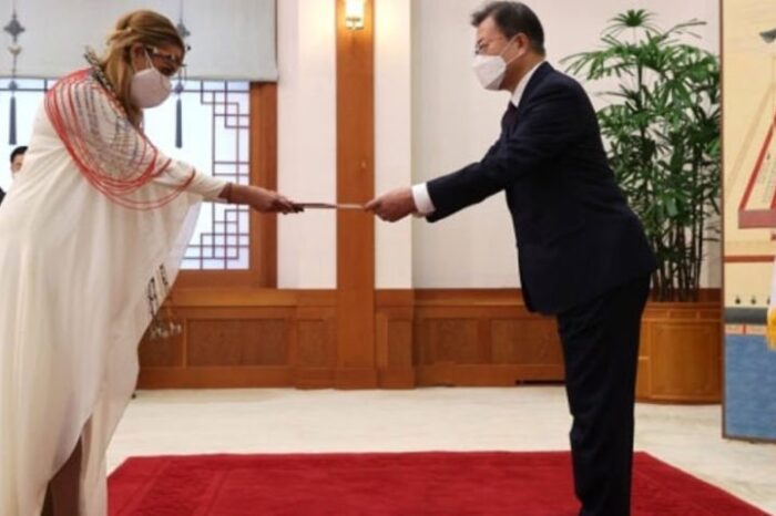 Kenya's envoy to S. Korea takes up job, settling dual nationality question - The East African