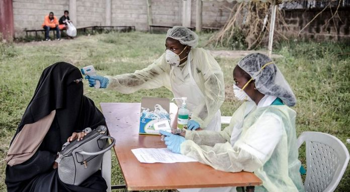 Kenya records 1030 coronavirus cases - cgtn.com