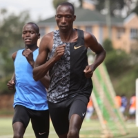 Kenya's Timothy Cheruiyot adjusts to reality of preparing for the Olympics in a pandemic - The Japan Times
