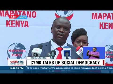 Chama ya Mapatano Kenya, the latest political party to be launched in Kenya ahead of 2022 elections : KTN News - The Standard