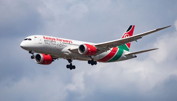 Kenya reopens airspace to flights to and from Somalia - CGTN