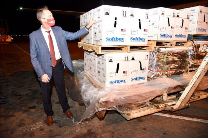 Kenya receives 210,600 doses of Pfizer vaccine donated by US - The Star, Kenya