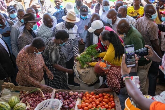 Raila: It's time for private sector-led export growth in Kenya - The Star, Kenya